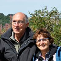 Brigitte et Christian  GRÉGOIR