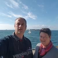 Stéphane et Barbara Symond