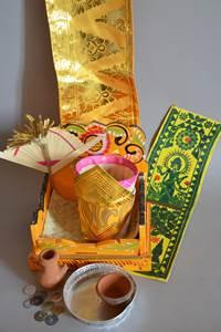 1 heure - 1 oeuvre : Un autel à offrande de Bali