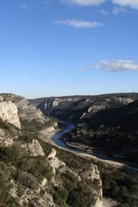 Dans les gorges du Gardon - Randonnée d'automne commentée par Malcom de Chemin nature