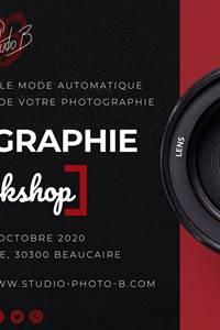 Workshop photo Niveau 1