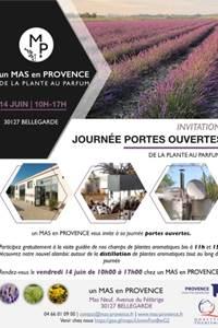 """Journée portes ouvertes """"Un Mas en Provence"""""""
