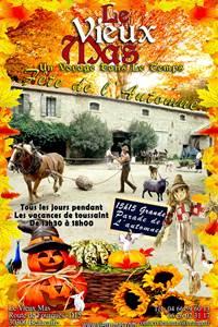 Fête de l'automne au Vieux Mas