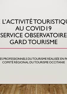 ENQUETE COVID19 AUPRES DES PROFESSIONNELS TOURISTIQUES - SYNTHESE N°2