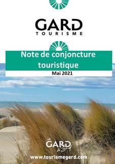 Note de conjoncture touristique - Mai 2021