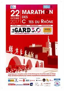 Marathon des Côtes du Rhône 2017