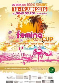 Femina Va'a cup 2016