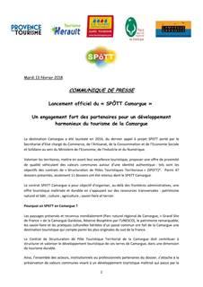 SPOTT CAMARGUE 2018