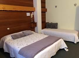 chambre triple type Confort sans balcon