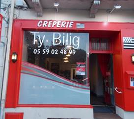 Creperie Ty Bilig