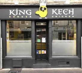 King Kech Burger