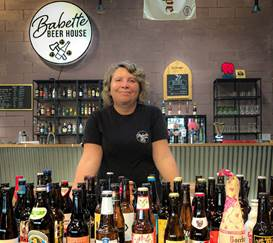 Babette Beer House