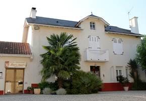 Hôtel-Restaurant Beyrie Coustille