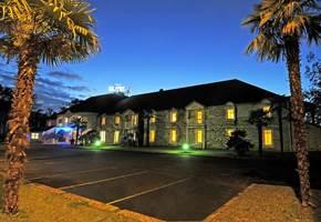 Hôtel Best Western La Palmeraie