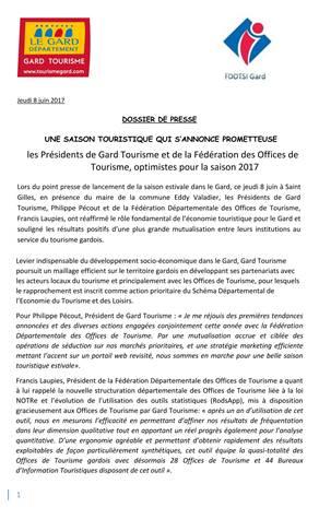 LANCEMENT SAISON 2017