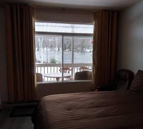 chambre double vue lac