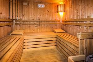 le sauna  les 4 saisons