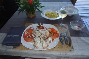 Crabe à l'entonnoir Boraha Village Ile Ste Marie Madagascar 01