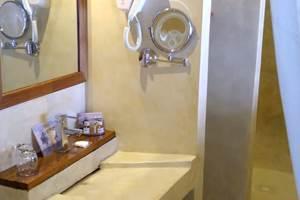 Salle de bain chez Idylle Beach Ile Sainte-Marie MADAGASCAR