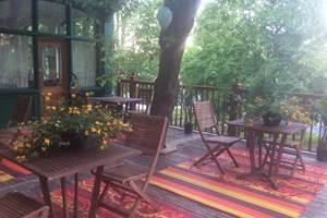 Le patio protocole Covid