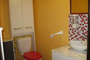 Le Petit Chalet de Sylviane - Budelière - toilettes