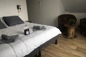 villa charles & ashton chambre