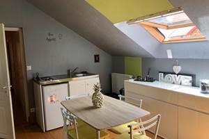 Coin kitchenette 1er étage