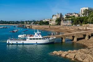 clos de la Fontaine, Dinard, bateau pour St Malo à 500m (Jo Labb)
