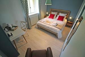 Chambre Tardoire et Bandiat - La Vieille Maison de Pensol - Haute Vienne (87) PNR Périgord-Limousin