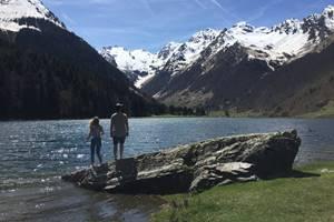 Lac d'Estaing Val d'Azun Pyrénées