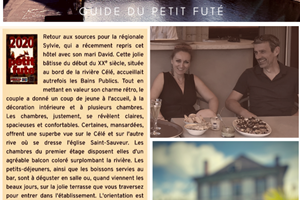 Hôtel des Bains Petit Futé 2020
