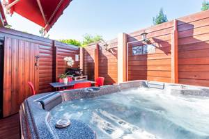 spa privé bungalow Premium