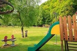 le parc et jeux pour enfants