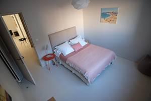 chambre basque avec lit 2 places