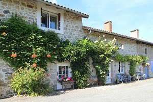 chambres d'hôtes La vieille maison de pensol - Haute Vienne 87 - PNR Périgord-Limousin