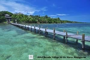 Ponton Boraha VIllage Ile Ste Marie Madagascar 23