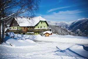 hotel les 4 saisons en hiver sous le soleil