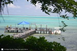 Ponton Boraha VIllage Ile Ste Marie Madagascar 17