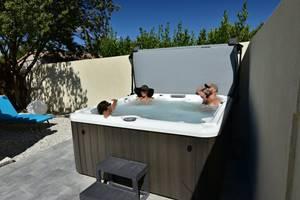 villa Cubic - spa - sommieres