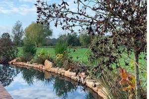 Photo bassin pisciculture