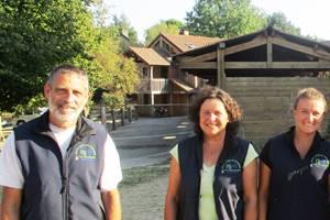 Camping la Chevauchée en Creuse - l'équipe