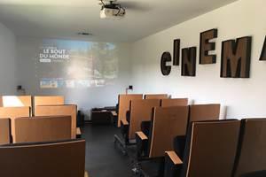 villa charles & ashton salle cinéma ps4 netflix