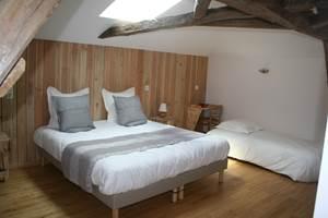 La chambre Charente version famille