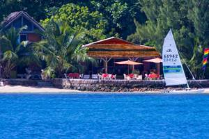 Bord de mer chez Idylle Beach Ile Sainte-Marie MADAGASCAR