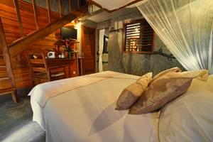 Chambre Village chez Idylle Beach Sainte Marie MADAGASCAR