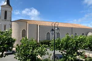 La Place de l'église