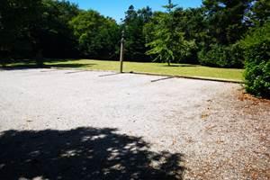 parking privé dans la propriété