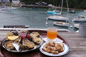 La Ria de Belon et ses fameuses huîtres