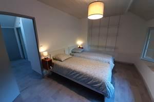 Chambre à trois lits - 1er étage