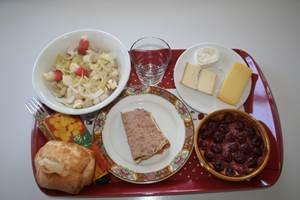 Notre proposition de plateau repas